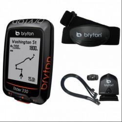 GPS Bryton Rider 330T