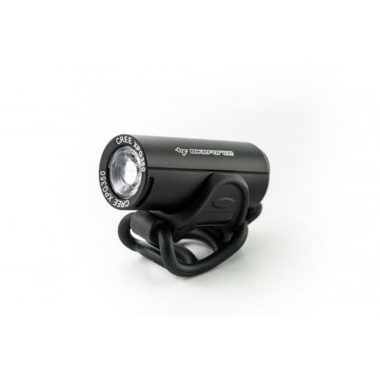 Lampa fata BikeForce 350 LUM USB