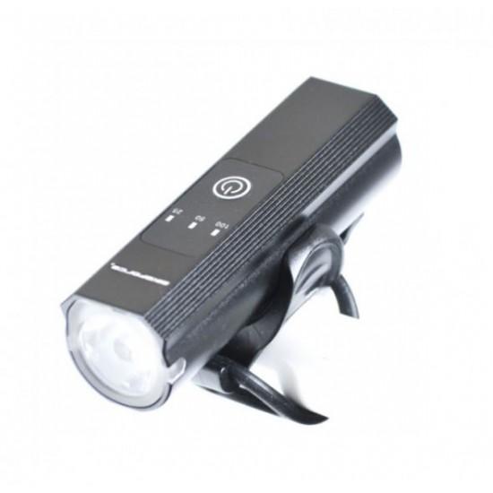 Lumina fata BikeForce 400 LUM, USB, 2200mAh