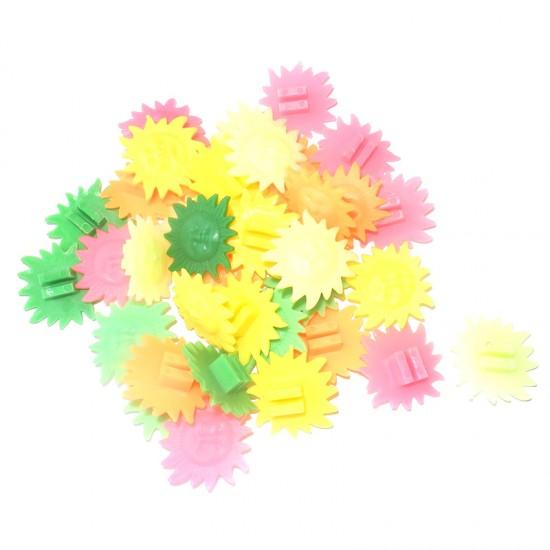 Perle spite PVC diverse culori