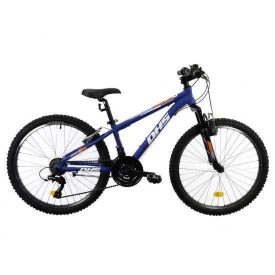 Bicicleta DHS Terrana 2423 24 inch albastra