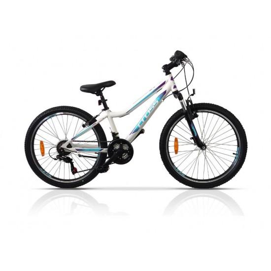 Bicicleta Daisy 24 inch alba