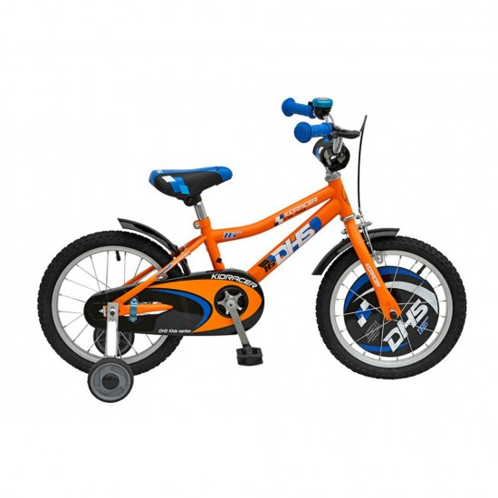 Bicicleta DHS Kid Racer 1601 - 2015
