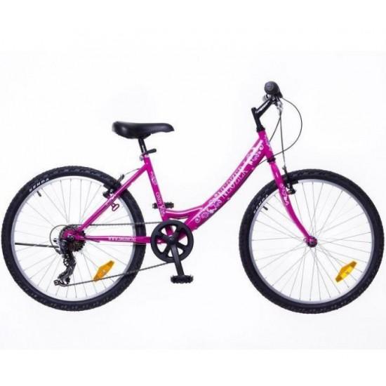 Bicicleta Neuzer Cindy 24 inch violet