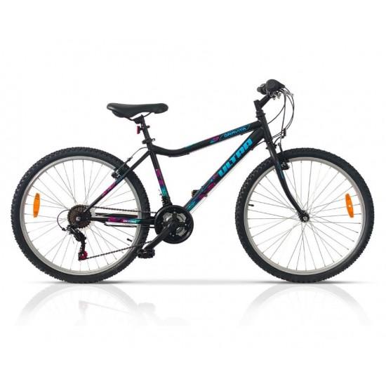 Bicicleta Ultra Gravita 26 inch neagra
