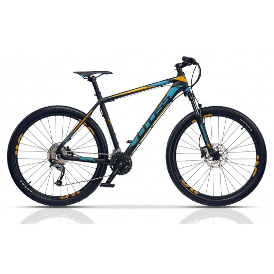 Cross GRX 9 HDR - 27.5 inch - 2020 (negru-albastru-galben)