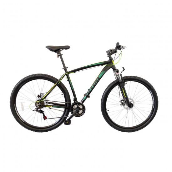 Bicicleta MTB Ultra Nitro 29 inch HD negru-verde