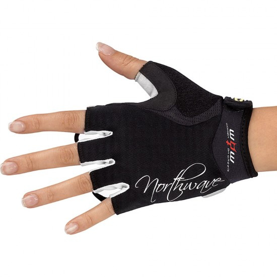 Manusi Northwave Crystal Short Gloves Women