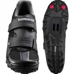 Pantofi Shimano SH-M065L negri Marime 44
