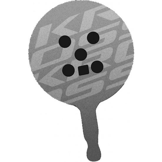 Placute frana Kross Avid BB5 BP-DO-5 Semi metalic