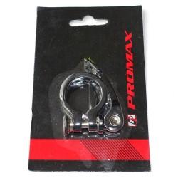 Colier Promax cheie rapida (QR) 31.8 mm negru