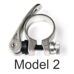 Colier cu cheie rapida (QR) 31.8 mm