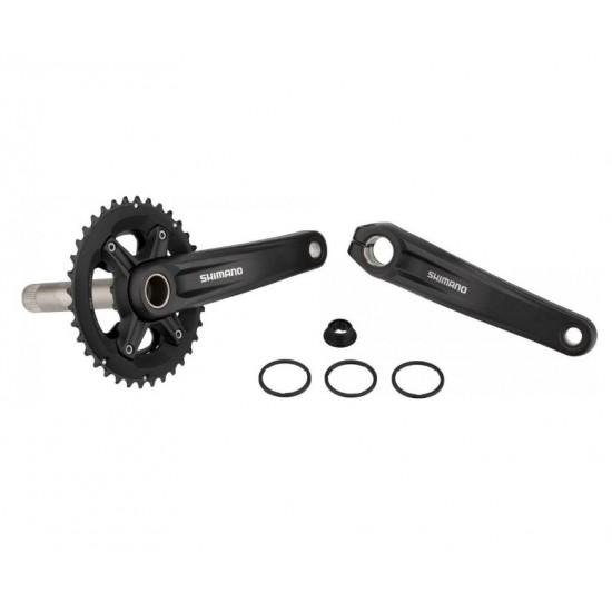 Angrenaj pedalier Shimano FC-MT500 2 FOI 36-26T