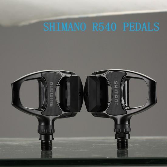 Pedale Shimano PD-R540 SPD-SL