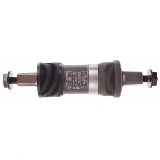 Butuc pedalier Shimano BB-UN26 68-117.5mm ax patrat
