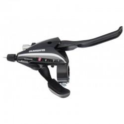 Maneta frana/schimbator Shimano 8x3 ST-EF65-8
