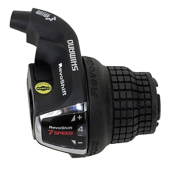 Maneta schimbator Shimano Tourney SL-RS35 Revoshift 7 viteze
